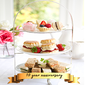 Top 10 Blog Afternoon Tea For Two