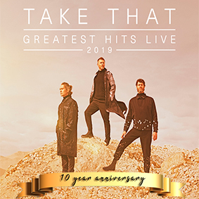 Top 10 Blog Take That Tickets