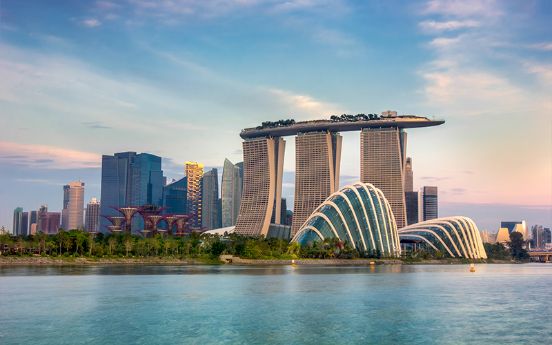 Top Halal Friendly Honeymoon Destinations Singapore