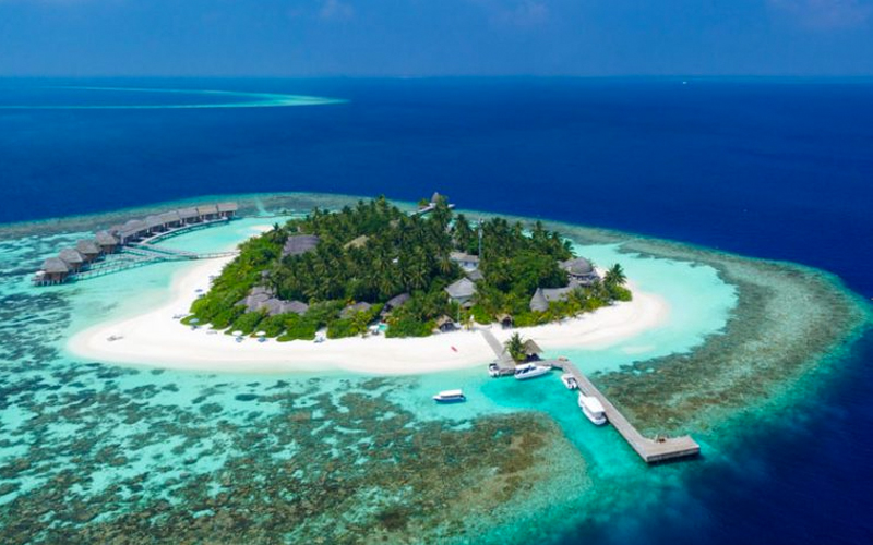 Top 10 All Inclusive Hotels In The Maldives Maldives Honeymoon Packages Kandolhu