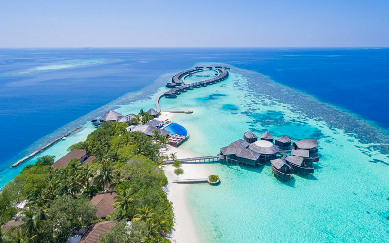Top 10 All Inclusive Hotels In The Maldives Maldives Honeymoon Packages Lily Beach