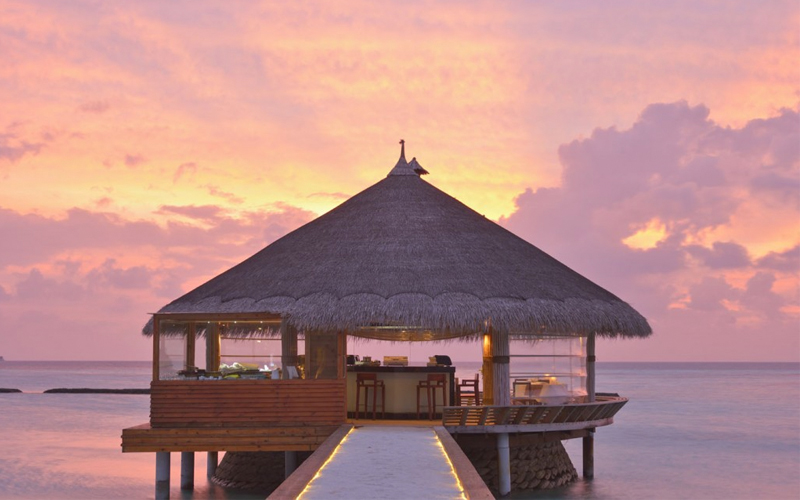 Top 10 All Inclusive Hotels In The Maldives Maldives Honeymoon Packages Maafushivaru
