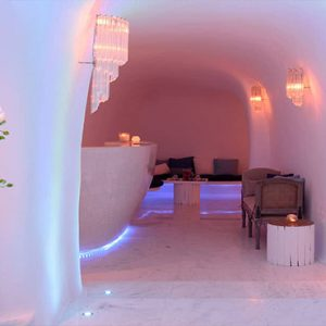 Greece Honeymoon Packages Canaves Oia Epitome Canaves Spa Reception