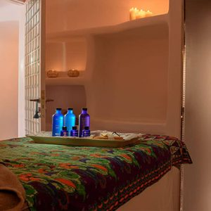 Greece Honeymoon Packages Canaves Oia Epitome Canaves Spa Treatment Room