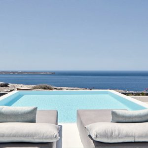 Greece Honeymoon Packages Canaves Oia Epitome Epitome Pool Villa