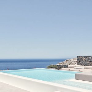 Greece Honeymoon Packages Canaves Oia Epitome Epitome Pool Villa6