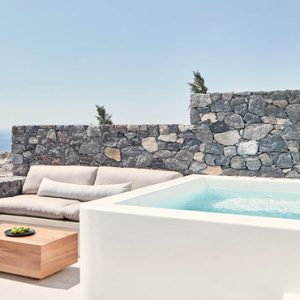 Greece Honeymoon Packages Canaves Oia Epitome Honeymoon Suite With Plunge Pool