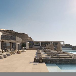 Greece Honeymoon Packages Canaves Oia Epitome Main Pool