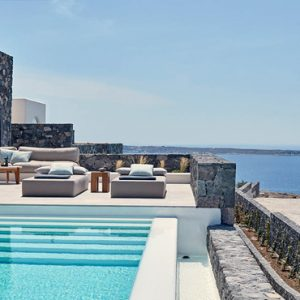 Greece Honeymoon Packages Canaves Oia Epitome One Bedroom Pool Villa1