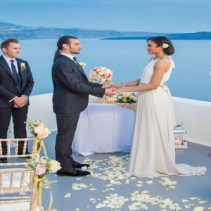 Greece Honeymoon Packages Canaves Oia Epitome Wedding1
