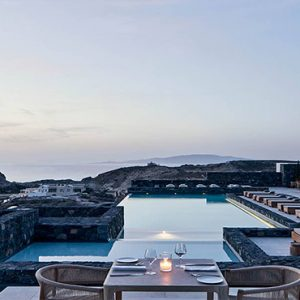 Greece Honeymoon Packages Canaves Oia Epitome Dining