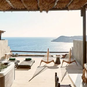 Greece Honeymoon Packages Myconian Utopia Grand Majestic Retreat With Outdoor Jacuzzi