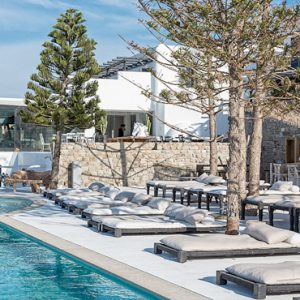 Greece Honeymoon Packages Myconian Utopia Main Pool