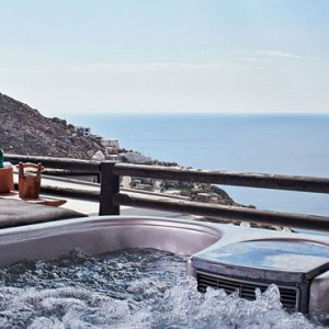 Greece Honeymoon Packages Myconian Utopia Majestic Retreat With Outdoor Jacuzzi