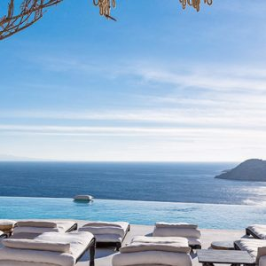 Greece Honeymoon Packages Myconian Utopia Pool Views1