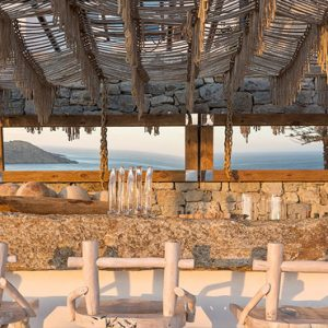 Greece Honeymoon Packages Myconian Utopia Bar