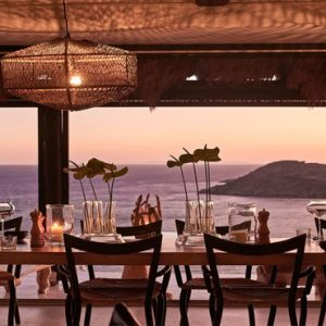 Greece Honeymoon Packages Myconian Utopia Restaurant