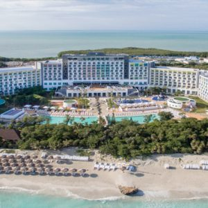 Iberostar Bella Vista Varadero Cuba Honeymoon Packages Aerial View