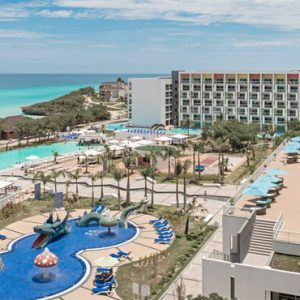Iberostar Bella Vista Varadero Cuba Honeymoon Packages Aerial View1