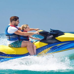 Maldives Honeymoon Packages LUX North Male Atoll Jet Ski