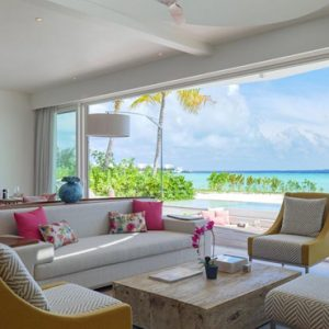 Maldives Honeymoon Packages LUX North Male Atoll Two Bedroom Beach Residence 2