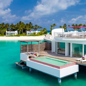 Maldives Honeymoon Packages LUX North Male Atoll Water Villa