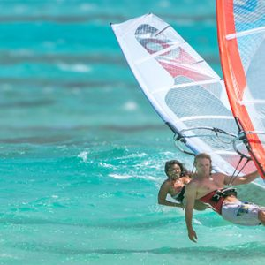 Maldives Honeymoon Packages LUX North Male Atoll Wind Surfing
