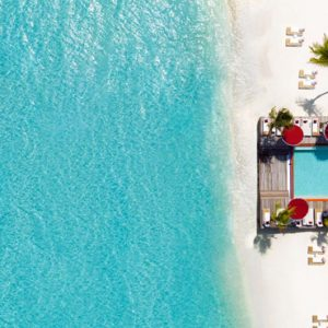 Maldives Honeymoon Packages LUX North Male Atoll Areal View