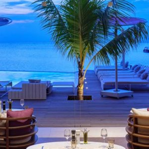Maldives Honeymoon Packages LUX North Male Atoll Dining