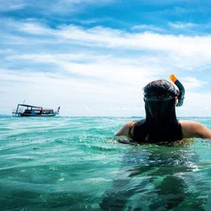Maldives Honeymoon Packages LUX North Male Atoll Snorkelling