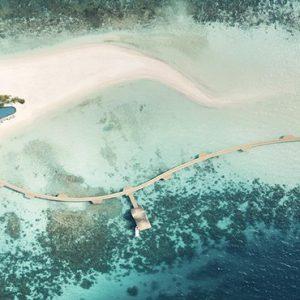 Maldives Honeymoon Package Joali Maldives Aerial View2