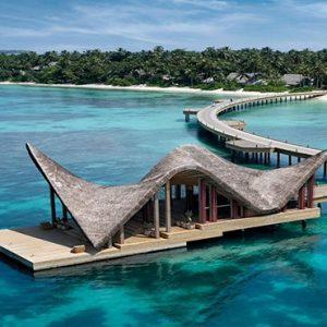 Maldives Honeymoon Package Joali Maldives Arrival Pier