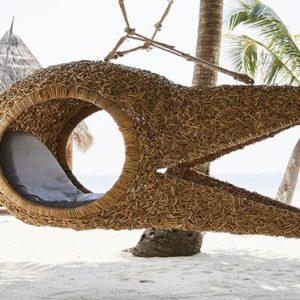 Maldives Honeymoon Package Joali Maldives Bird Shaped Hammocks