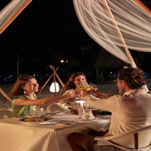 Maldives Honeymoon Package Joali Maldives Private Dining