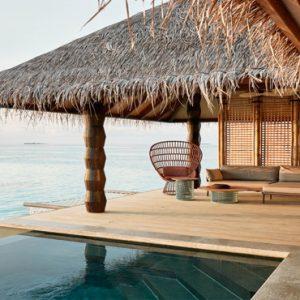 Maldives Honeymoon Package Joali Maldives Sunset Luxury Water Villa