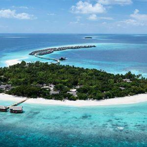 Maldives Honeymoon Package Joali Maldives Aerial View Of Island
