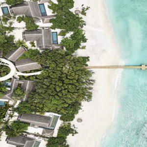 Maldives Honeymoon Package Joali Maldives Aerial View Of Island1