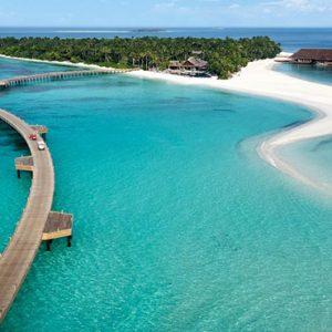 Maldives Honeymoon Package Joali Maldives Side View