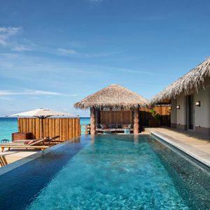 Maldives Honeymoon Package Joali Maldives Water Villa With Pool View2