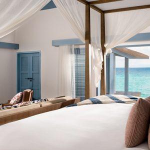 Maldives Honeymoon Packages Raffles Maldives Meradhoo Sunset Overwater Residence