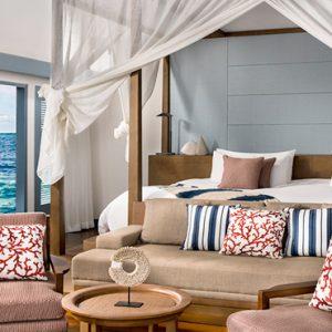 Maldives Honeymoon Packages Raffles Maldives Meradhoo Sunset Overwater Villa