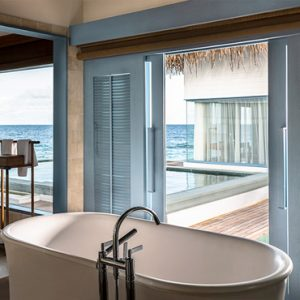 Maldives Honeymoon Packages Raffles Maldives Meradhoo Sunset Overwater Villa3