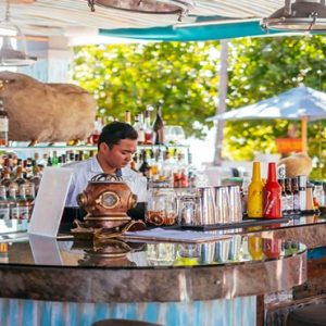 Maldives Honeymoon Packages Seaside Finolhu Maldives Beach Bar