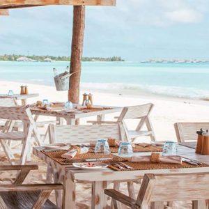 Maldives Honeymoon Packages Seaside Finolhu Maldives Crab Shack