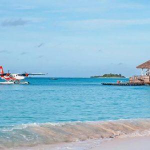 Maldives Honeymoon Packages Seaside Finolhu Maldives Seaplane Exterior