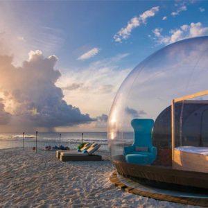 Maldives Honeymoon Packages Seaside Finolhu Maldives Bubble