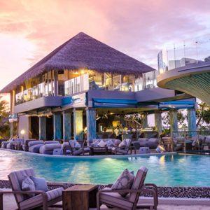 Maldives Honeymoon Packages Seaside Finolhu Maldives Dining