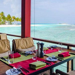 Maldives Honeymoon Packages Seaside Finolhu Maldives Dining 4