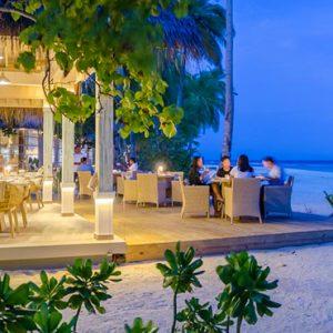 Maldives Honeymoon Packages Seaside Finolhu Maldives Dining 9