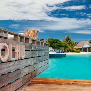 Maldives Honeymoon Packages Seaside Finolhu Maldives Resort Exterior